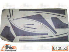 Kit adhésifs complet NEUF pour Citroen 2CV CHARLESTON grise  -010850-