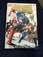 Uncanny Avengers By Rick Remender Omnibus Hardcover Very Good