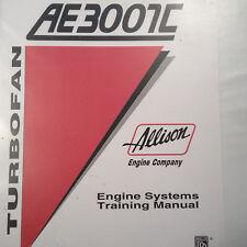 Rolls-Royce Allison AE-3007C Engine Training Manual