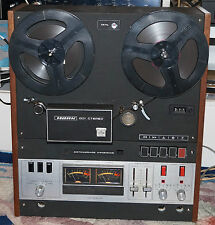 Tonbandgerät Tonbandmaschine Majak Маяк 001 Stereo