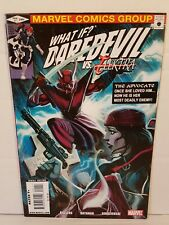 WHAT IF, DAREDEVIL VS ELEKTRA #1 VF 2009