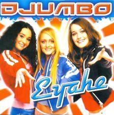 DJUMBO - Eyahe CDS 2TR 2005 BUBBLEGUM EURODANCE Dutch RARE!