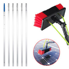 New W/ Water segregator 26ft Window Cleaning Poles Water Fed Brush Magic Pipe
