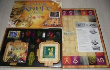 SUPERB VIVID GAMES ATMOSFEAR KHUFU THE MUMMY DVD BOARDGAME GREAT FOR HALLOWEEN