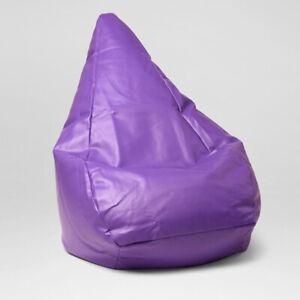 Chillizone Bean Bag Purple Vinyl