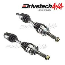 DRIVETECH FRONT L&R CV DRIVE SHAFT SET FOR FORD RANGER PJ PK, MAZDA BT-50 UN