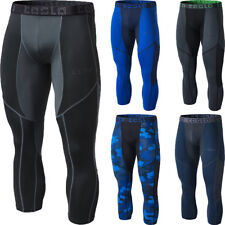 TSLA Tesla MUC78 Cool Dry Mesh Baselayer 3/4-Length Compression Pants
