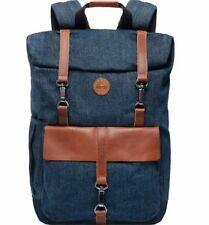 Timberland Walnut Hill-Dirty Denim Roll-Top Backpack Style A1LJT-288