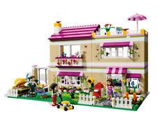 lego friends Maison d'Olivia 3315 complet + notice