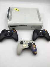 New listing Xbox 360 Console w/ 3 wireless Controllers