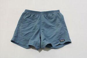 Patagonia Women's Baggies Shorts SV3 Pigeon Blue Size XS NWT