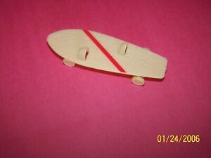 Vintage Ricky Doll Skateboard Mattel Japan