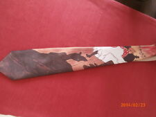Original 1997 Moulin Rouge Toulose Lautrec Ralph Marlin Tie