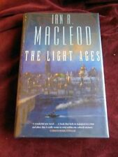 Ian Macleod - THE LIGHT AGES - 1st - Signed (artist)