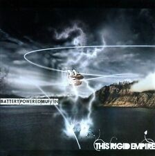 Battery Powered Muffin by This Rigid Empire (CD) [2010] Only 1000 Printed!