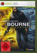 Robert Ludlum's Das Bourne Komplott (X-Box360)