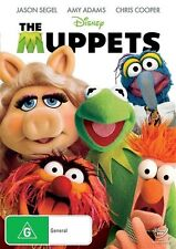 The Muppets (DVD, 2012)