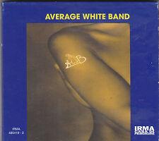 AVERAGE WHITE BAND - soul tattoo CD