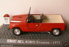 RENAULT ACL RODEO EVASION 1971 UNIVERSAL HOBBIES 1/43
