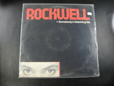ROCKWELL SOMEBODY'S WATCHING ME LP