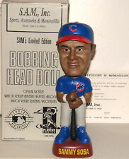SAMMY SOSA Chicago Cubs  * All Star *1999 SAM's Bobbing Head Bobblehead Doll