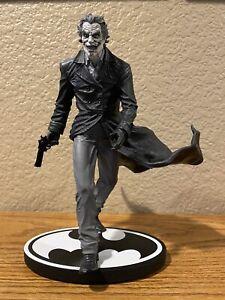 Batman Black and White Joker statue, Lee Bermejo, 1st Edition