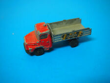 Majorette SERVICE Scania Dump truck. 1/100 LOOSE France