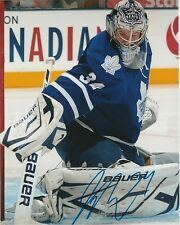 JAMES REIMER Signed NHL MAPLE LEAFS Photo w/ Hologram COA