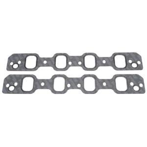 Edelbrock Intake Manifold Gasket Set 7265; SureSeal Composite for Ford 351C