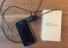 Samsung Galaxy S5 Mini SM-G800F - 16GB - Blue (Unlocked) Smartphone With Box