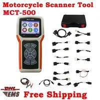 MCT-500 Universal Multi-Brand Motorcycle Scanner Tool OBD Diagnostic Code Reader