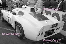 Phil Hill & Jo Bonnier Chaparral 2D Le Mans 1966 Photograph 3
