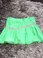 Nike Green Tennis Skirt Skort Size XS