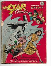 ALL STAR COMICS 39 - G 2.0 - JUSTICE SOCIETY OF AMERICA - WONDER WOMAN (1948)