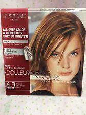L'Oreal Couleur Experte Express Hair Color 6.3 Light Golden Brown - Brioche NEW