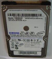 New Samsung HM080GC 80GB 2.5 inch IDE Hard Drive Free USA Ship