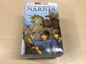 The Complete Chronicles of Narnia by C. S. Lewis, Hardback books