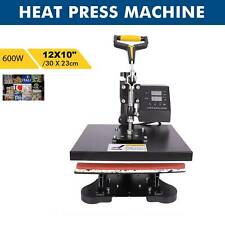 30X23cm Sublimation Transfer Printing Heat Press Machine For T-Shirt  Printer