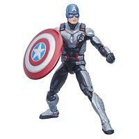 Marvel Legends Avengers Endgame BAF Thanos Wave 1 Captain America IN HAND