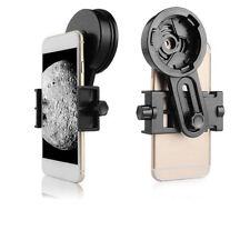 Telescope Cell Phone Adapter Mobile Mounts Universal Spotting Scope Binocular...