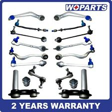 18X Control Arm Tie Rod Ball Joint Suspension Kit Fit For BMW 525i 530i 528i E39