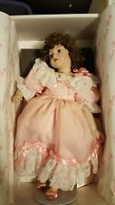 FIRST PARTY by Maud Humphrey Bogart Fine Porcelain Doll