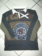Orig. SCAPA  - hochwertiges sportl.Langarm- POLO-Shirt für 4 Jahre(104) fast neu