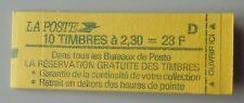 Carnet 2414-C2a dallay 474a neuf luxe ** carnet ouvert texte bleu vert + date