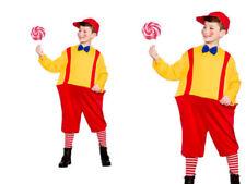 Suit Fairy Tale Fancy Dress for Boys