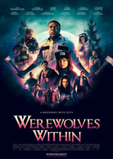 2 Dvd Lot - Werewolves Within / Tenet *Like New* Free Shipping