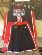 Scottie Pippen Nike Retro Team USA Jersey and Shorts XL Chicago Bulls