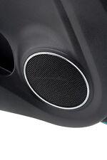 Genuine Suzuki Splash Chromed Speaker Trim Set x4 Front&Rear New 990E0-51K56-000