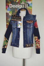 Desigual Casual Floral Button Coats & Jackets for Women