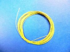 DETAIL MASTER 1/24-1/25 2ft. Ignition Wire Yellow DET1024